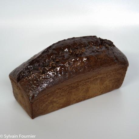 Cake chocolat noir
