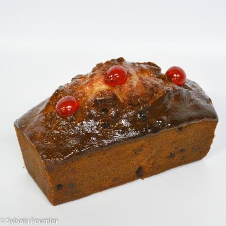 Cake fruits confits
