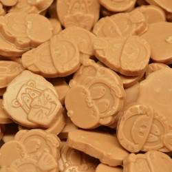 Friture chocolat blond