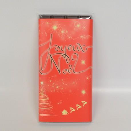 Tablette Noël rouge