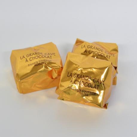 Sachet de marrons glacés