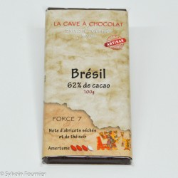 Origine Brésil 62%