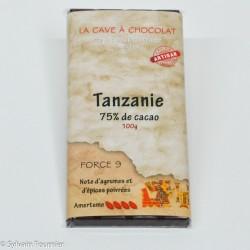 Origine Tanzanie 75%