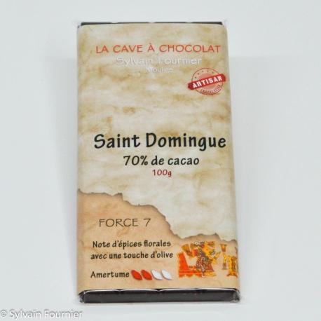 Origine Saint Domingue 70%