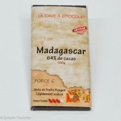 Origine Madagascar 64%
