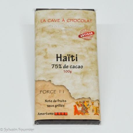 Origine Haïti 75%