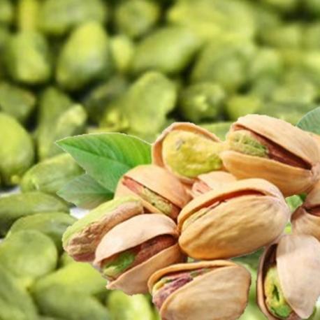 Glace pistache