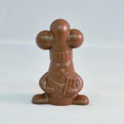 Adrien le Lapin chocolatier