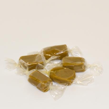 Caramels à la pistache