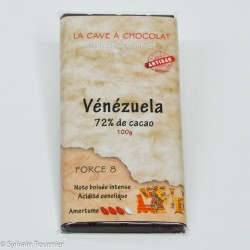 Origine Venezuela 72%