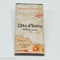 Origine Côte d'Ivoire 69%