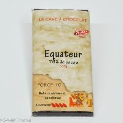 Origine Equateur 76%